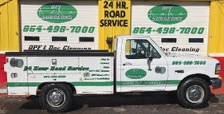 Providing Reliable DPF Filter Cleaning Services in Townville, SC